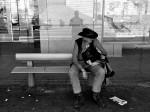"""The great urban cowboy"" © Greg Schmigel"
