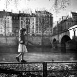 Walking on water © Annie Mallégol