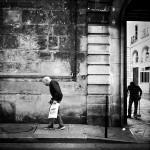 Le poids des ans © Annie Mallégol